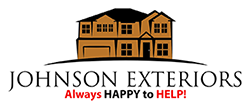 Johnson Exteriors LLC Logo