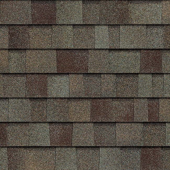 Owens Corning duration laminate shingles are preferred by Johnson Exteriors.