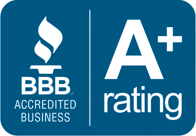 Johnson Exteriors A+ Rating at the BBB